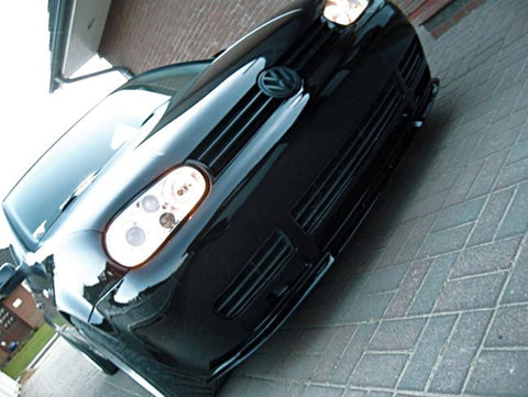 VW Golf GTI MK4 Cupra R Design Front Spoiler Lip