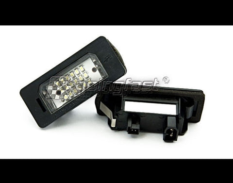 BMW LED License Plate Lights