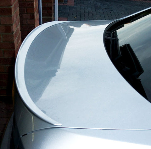 BMW E90 Sedan ABS Plastic Trunk Spoiler Lip