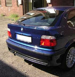 BMW E36 Hatchback Trunk Spoiler Lip