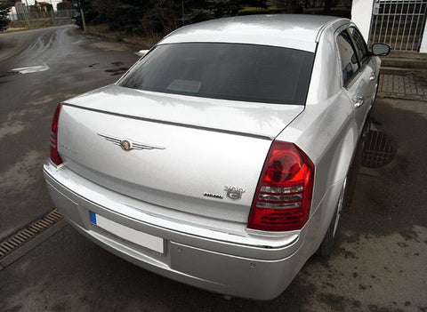 Chrysler 300C Trunk Spoiler Lip
