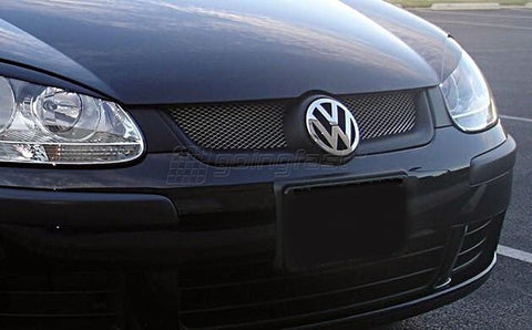 VW Rabbit MK5 / Golf ABT Style Mesh Grill 06-09