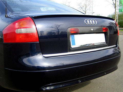 Audi A6 / S6 / RS6 C5 Sedan Trunk Spoiler Lip