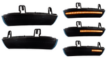 LED Dynamic Mirror Turn Signals for VW MK5 RABBIT GTI JETTA PASSAT B6