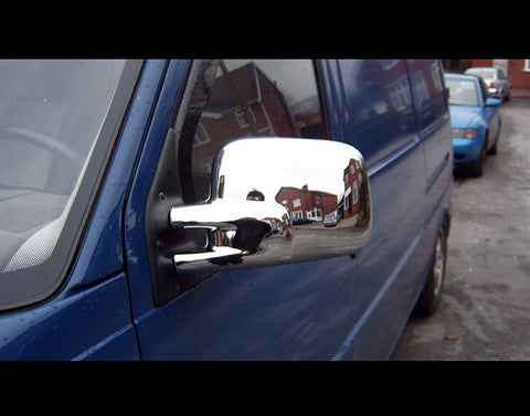 VW Eurovan T4 Chrome Mirror Caps