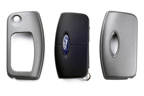 Ford Remote Key Cover Gray 05-