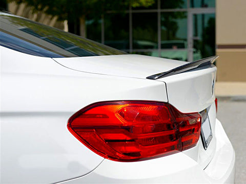 BMW F32 / F82 Coupe ABS Plastic Trunk Spoiler Lip