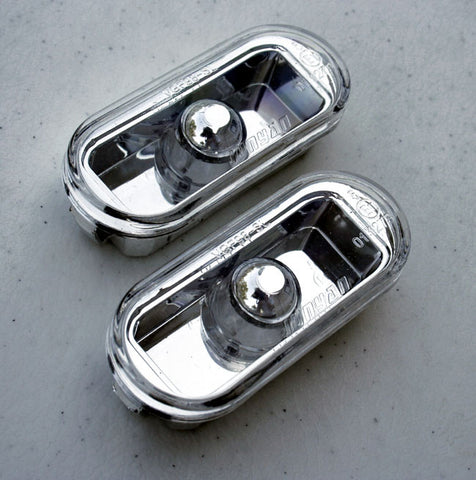 VW Crystal Clear Fender Turn Signals
