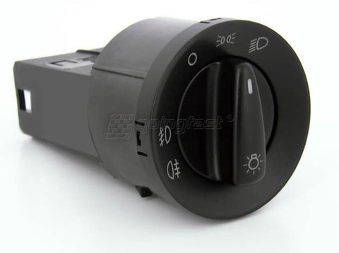 VW Euro Headlight Switch