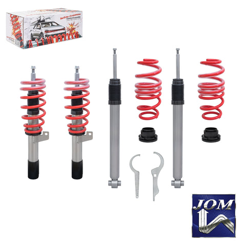 JOM Euro Coilover Kit For  Audi A3 / S3