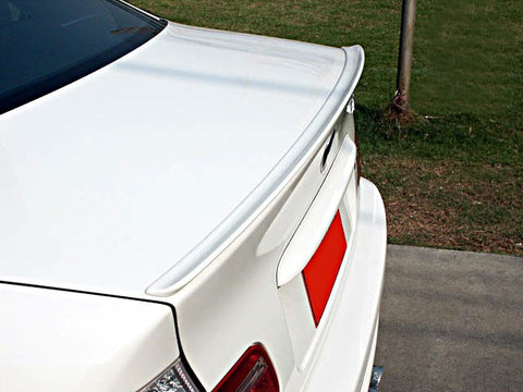 BMW E46 Sedan Trunk Spoiler Lip