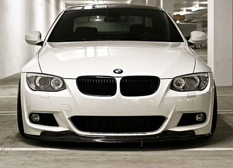 BMW E92 E93 LCI 2D Gloss Black Grill 11-13