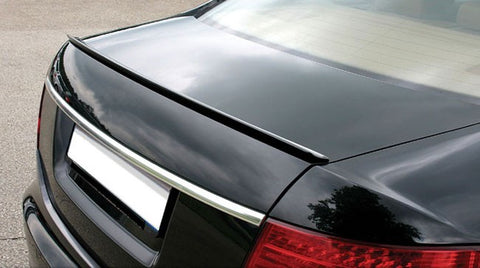 BMW E60 Sedan Trunk Spoiler Lip