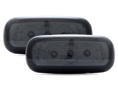 Audi Black Fender LED Turn Signals