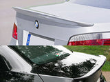BMW E60 Sedan ABS Plastic Trunk Spoiler Lip (AC Style)