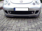 VW New Beetle Cupra R Design Front Spoiler Lip
