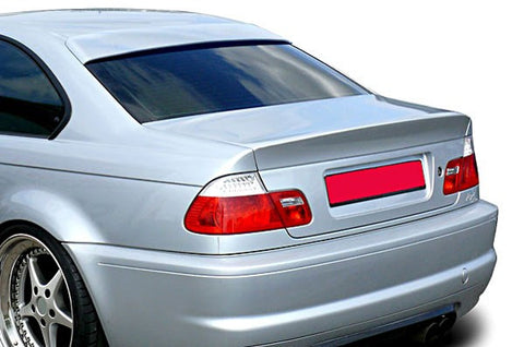 BMW E46 Coupe Rear Window Roof Extension Spoiler