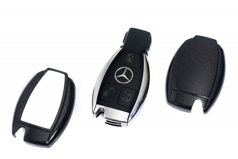 Mercedes Benz Remote Key Cover Black