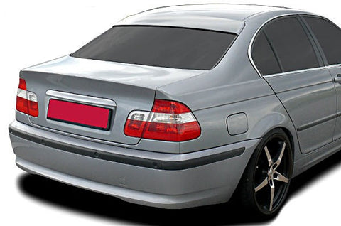 BMW E46 Sedan Rear Window Roof Extension Spoiler