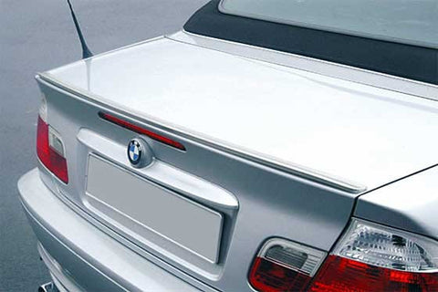 BMW E46 Cabrio Trunk Spoiler Lip
