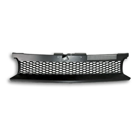 Badgeless Euro Sport Front Mesh Grill For VW Golf GTI MK4 R32