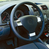 VW Chrome Steering Wheel Inlets