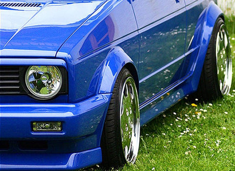 VW Rabbit MK1 / Golf Grill Spoiler