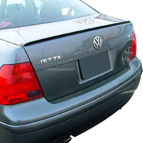 VW Jetta MK4 / Bora Sedan Trunk Spoiler Lip