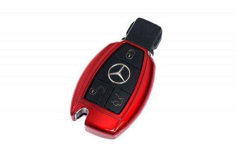 Mercedes Benz Remote Key Cover Metallic Red