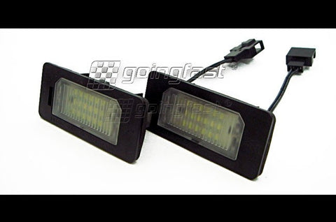 AUDI LED License Plate Lights