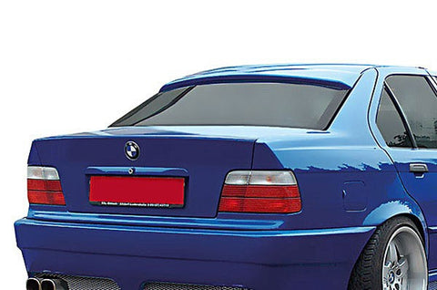BMW E36 Sedan Rear Window Roof Extension Spoiler