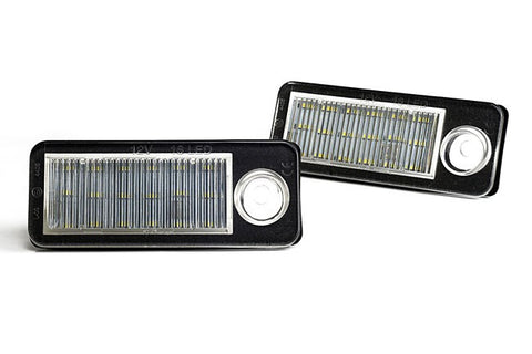 AUDI A6 C5 Wagon / Avant LED License Plate Lights