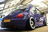 JOM VW Golf MK4 / Jetta / New Beetle Euro Coilover Kit