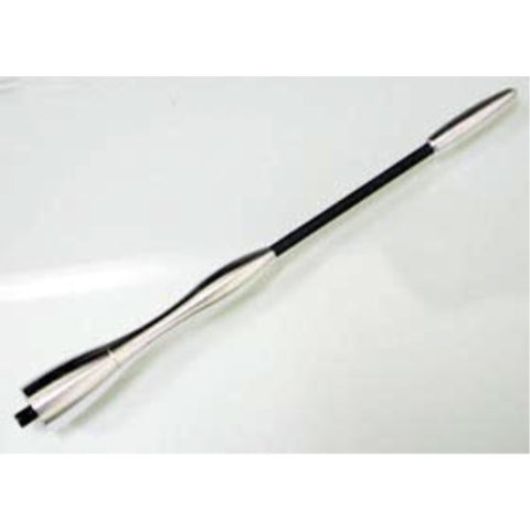 "Universal Short Antenna Aluminum 6.61"" / 168mm"