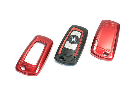 BMW Remote Key Cover Red