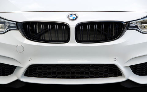 BMW F32 F33 F36 F80 M3 F82 M4 Matte Black Grills 14-Up