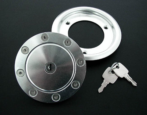 VW Rabbit MK1 / Golf Aluminum Racing Fuel Cap
