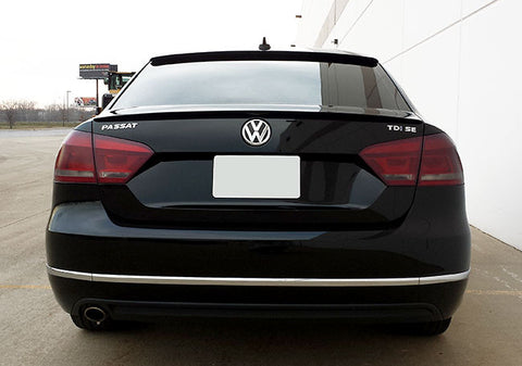 VW Passat B7 Trunk Spoiler Lip (US/CAN ONLY)
