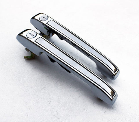 VW Chrome Front Door Handles
