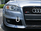 Audi Tow Hook Silver