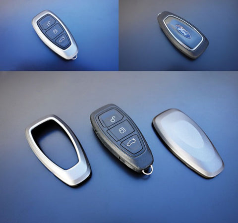 Ford Remote Key Cover Gray 07-