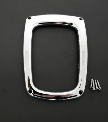 VW Golf MK4 / Jetta Chrome Gear Frame