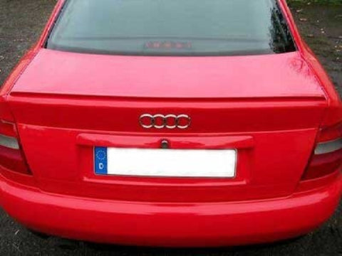 Audi A4 / S4 / RS4 B5 Sedan Trunk Spoiler Lip