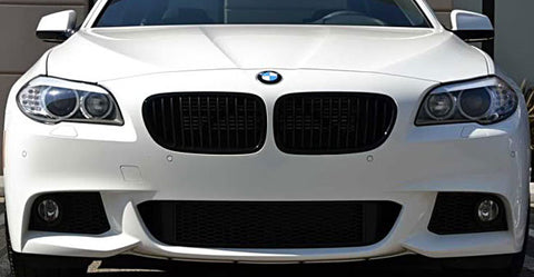 BMW F10 F11 Gloss Black Grills 11-15