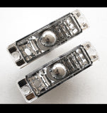 VW MK1 / MK2 Clear Turn Signals (Small Bumpers ONLY)