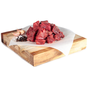 Hand Diced Beef (500g)