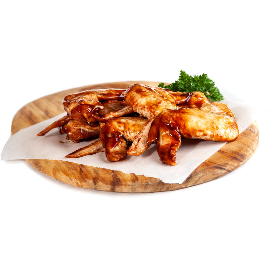BBQ Chicken Wings (1kg)