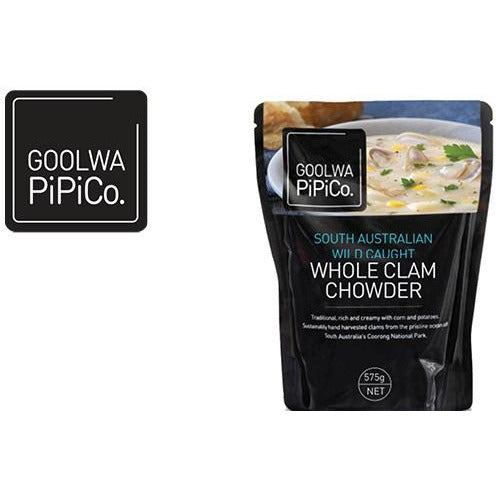 Goolwa Clam Chowder 575g