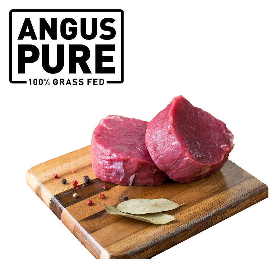 Angus Pure Eye Fillet Steaks (2 x 220g)