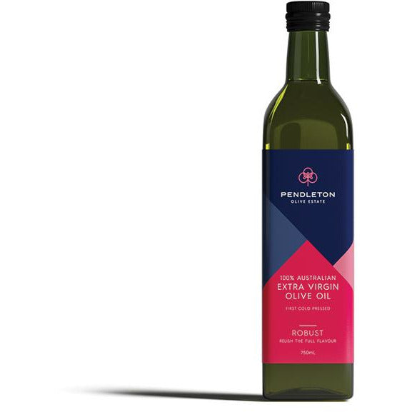Extra Virgin Olive Oil – Robust 750mL